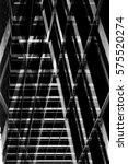 modern building framework.... | Shutterstock . vector #575520274