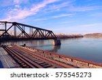Missouri River Railroad Bridge