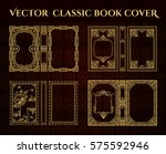 Vector Set Of Book Covers ....