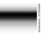 background halftone dots | Shutterstock .eps vector #575596840