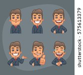 vector illustration ... | Shutterstock .eps vector #575613379