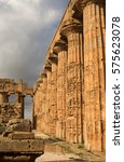 Small photo of Greek temple Colums