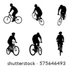 vector illustration of a six... | Shutterstock .eps vector #575646493