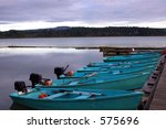 a great spot to go fishing | Shutterstock . vector #575696