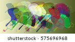 autumn design art | Shutterstock .eps vector #575696968