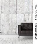 modern bright interior . 3d...   Shutterstock . vector #575730748