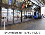 new york  ny  usa   september 6 ... | Shutterstock . vector #575744278