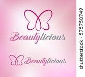Beauty Butterfly Logo
