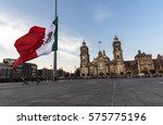 mexico  mexico city 8 february  ... | Shutterstock . vector #575775196