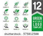 nature logo vector collection....