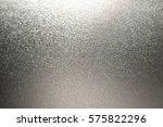 silver texture background foil... | Shutterstock . vector #575822296