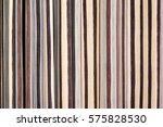 textile fabric stripe background | Shutterstock . vector #575828530