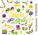 illustration celebration... | Shutterstock . vector #575855200
