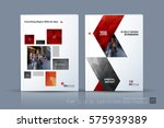 business vector template.... | Shutterstock .eps vector #575939389