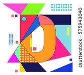 vector brochure design with