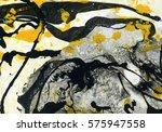 ink marble texture.marble... | Shutterstock . vector #575947558