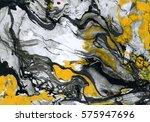 ink marble texture.marble... | Shutterstock . vector #575947696