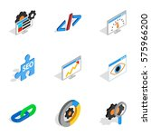 search engine optimize concept...   Shutterstock .eps vector #575966200