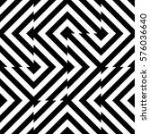 vector seamless pattern.... | Shutterstock .eps vector #576036640