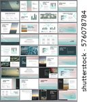 presentation templates. use in... | Shutterstock .eps vector #576078784