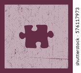 flat icon. puzzle.   Shutterstock .eps vector #576117973