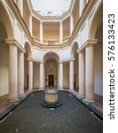 Cloister In San Carlo Alle...