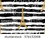 seamless paris pattern with... | Shutterstock .eps vector #576152008