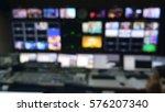 tv production | Shutterstock . vector #576207340