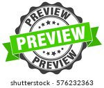 preview. stamp. sticker. seal.... | Shutterstock .eps vector #576232363