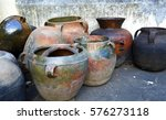 Large Pottery Pots