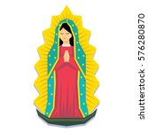 vector virgin of guadalupe...