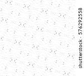 sloping melting seamless black... | Shutterstock . vector #576292558