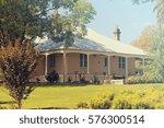 A Rural Colonial Farmhouse....