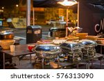 street food market | Shutterstock . vector #576313090