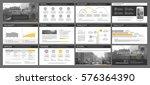 elements of infographics for... | Shutterstock .eps vector #576364390