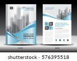 annual report brochure flyer... | Shutterstock .eps vector #576395518
