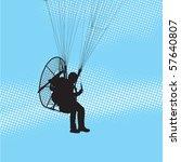 Parachutist Flight