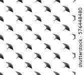 angel birds wing pattern.... | Shutterstock . vector #576448480