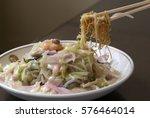 Stretched Noodles