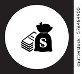 pictogram money icon