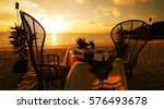 Sunset Romantic Dinner...
