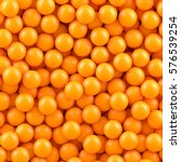 orange balls background. | Shutterstock .eps vector #576539254