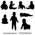 vector collection of... | Shutterstock .eps vector #576556624