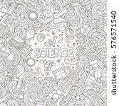 cartoon cute doodles hand drawn ... | Shutterstock .eps vector #576571540