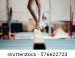 Competition Gymnastics...