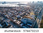 aerial view of patterson park... | Shutterstock . vector #576673213