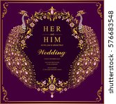 Indian Wedding Invitation Card...