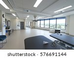 hospital physiotherapy room | Shutterstock . vector #576691144