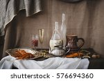 dutch   netherlandish still... | Shutterstock . vector #576694360