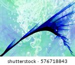 abstract style smoke... | Shutterstock . vector #576718843